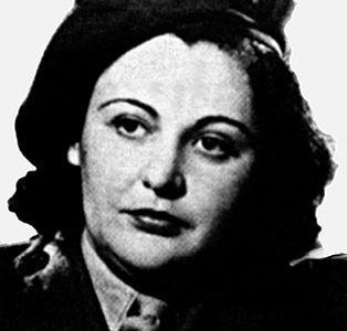 WAKE, Nancy Grace Augusta
