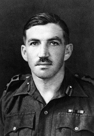 Brigadier James Michael CALVERT DSO