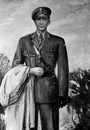 Captain Martin Jensen LINGE