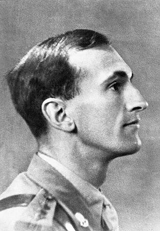 Major Hugh Paul SEAGRIM GC, DSO, MBE Burma Rifles, SOE